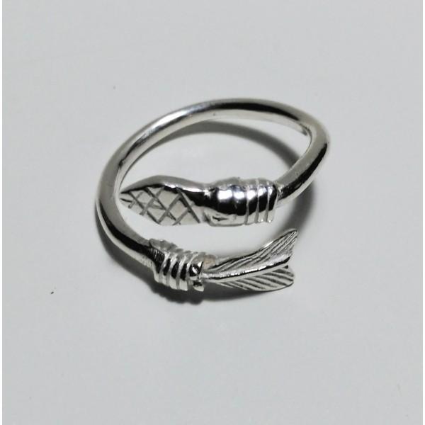 anillo flecha