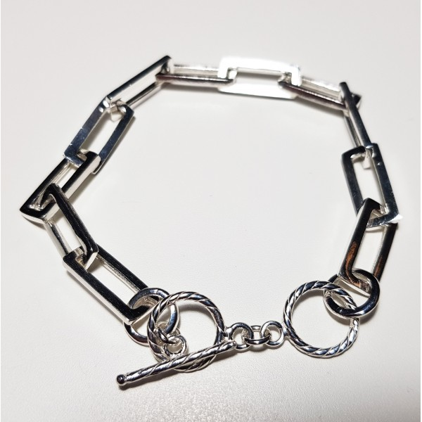 pulsera rectangular