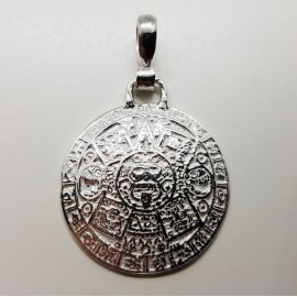 colgante azteca