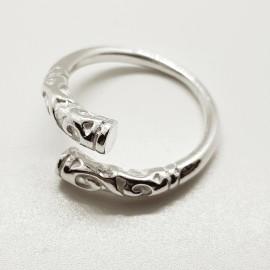 anillo vikingo plata