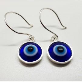 pendientes ojo turco