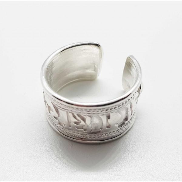 anillo mantra tibetano