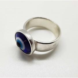 anillo ojo turco