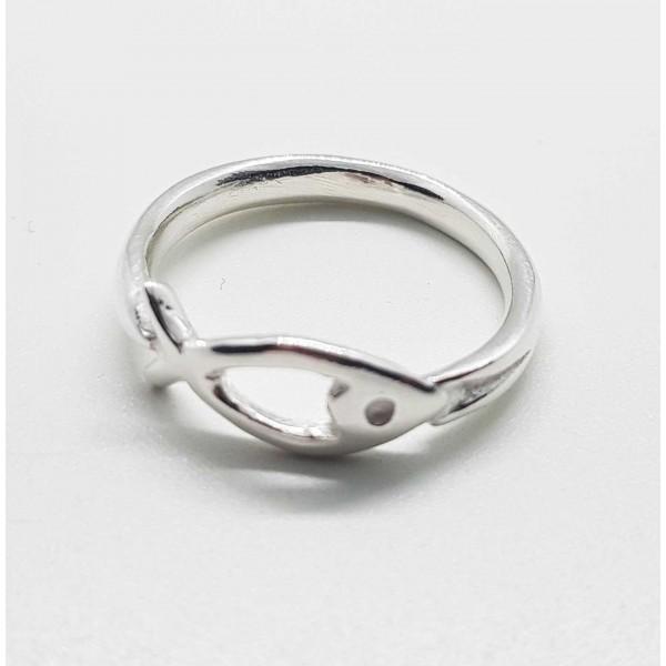 anillo pececito