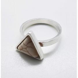 anillo triangulo