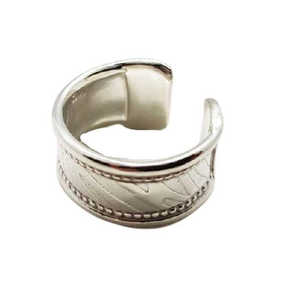 anillo tibetano ajustable