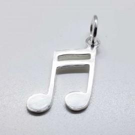 colgante nota musical