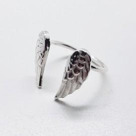 anillo alas de angel