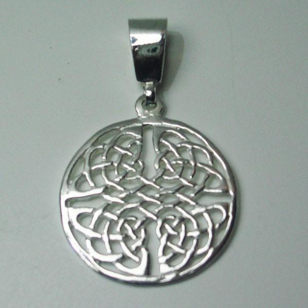 Colgante de plata Celta.