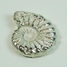 colgante de plata Ammonite.